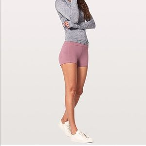 *NWT* In Movement shorts size 8 'Figue'